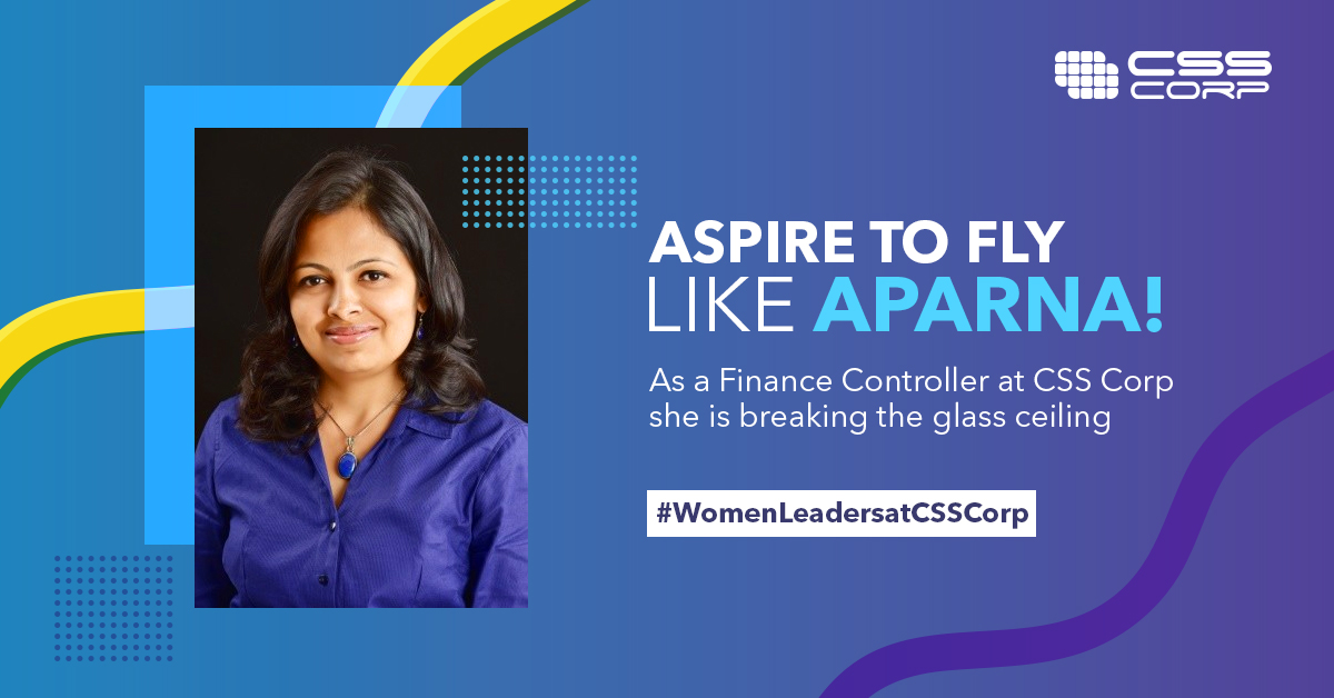 CSS Corp Linkedin Post_Aspire to Fly like Aparna_2 (1)