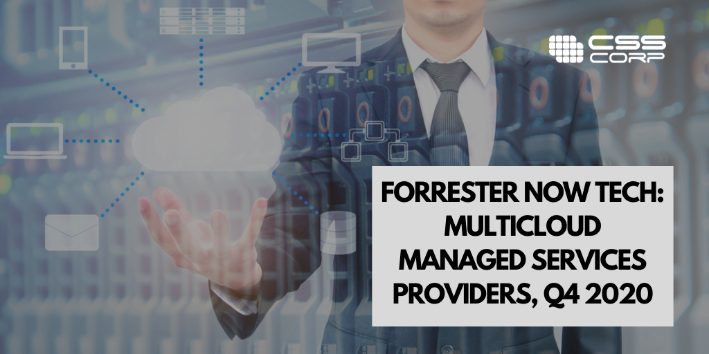 Forrester Now Tech - MMSPs
