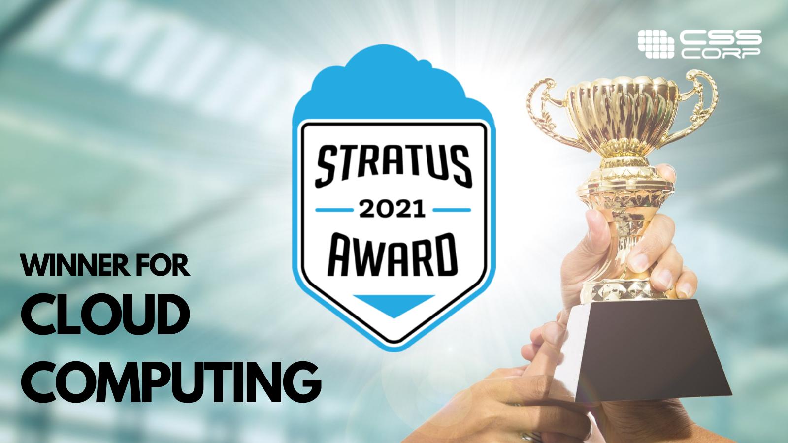 Stratus Award Blog Banner
