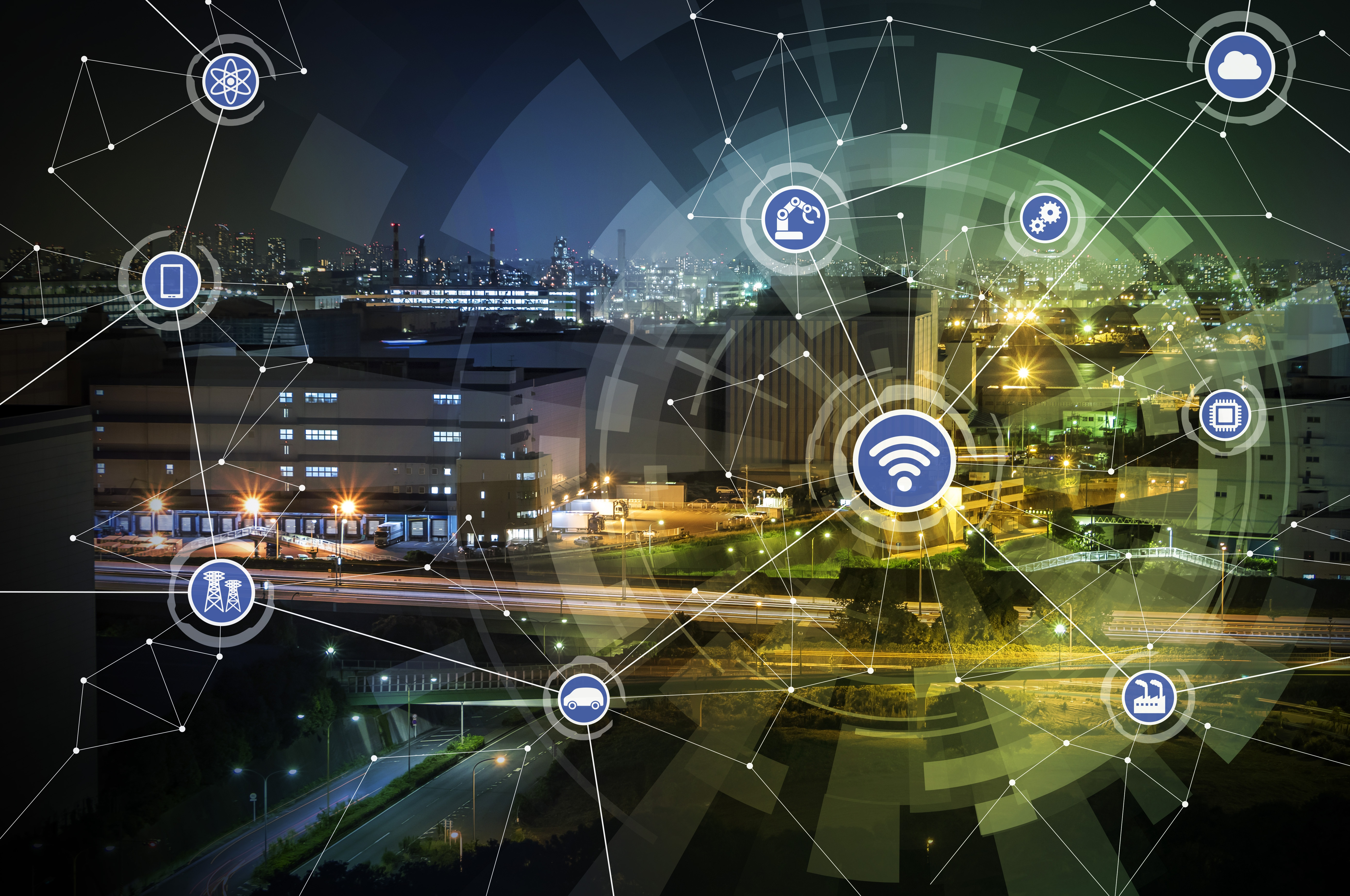 Key Drivers for Industrial Internet of Things solutions