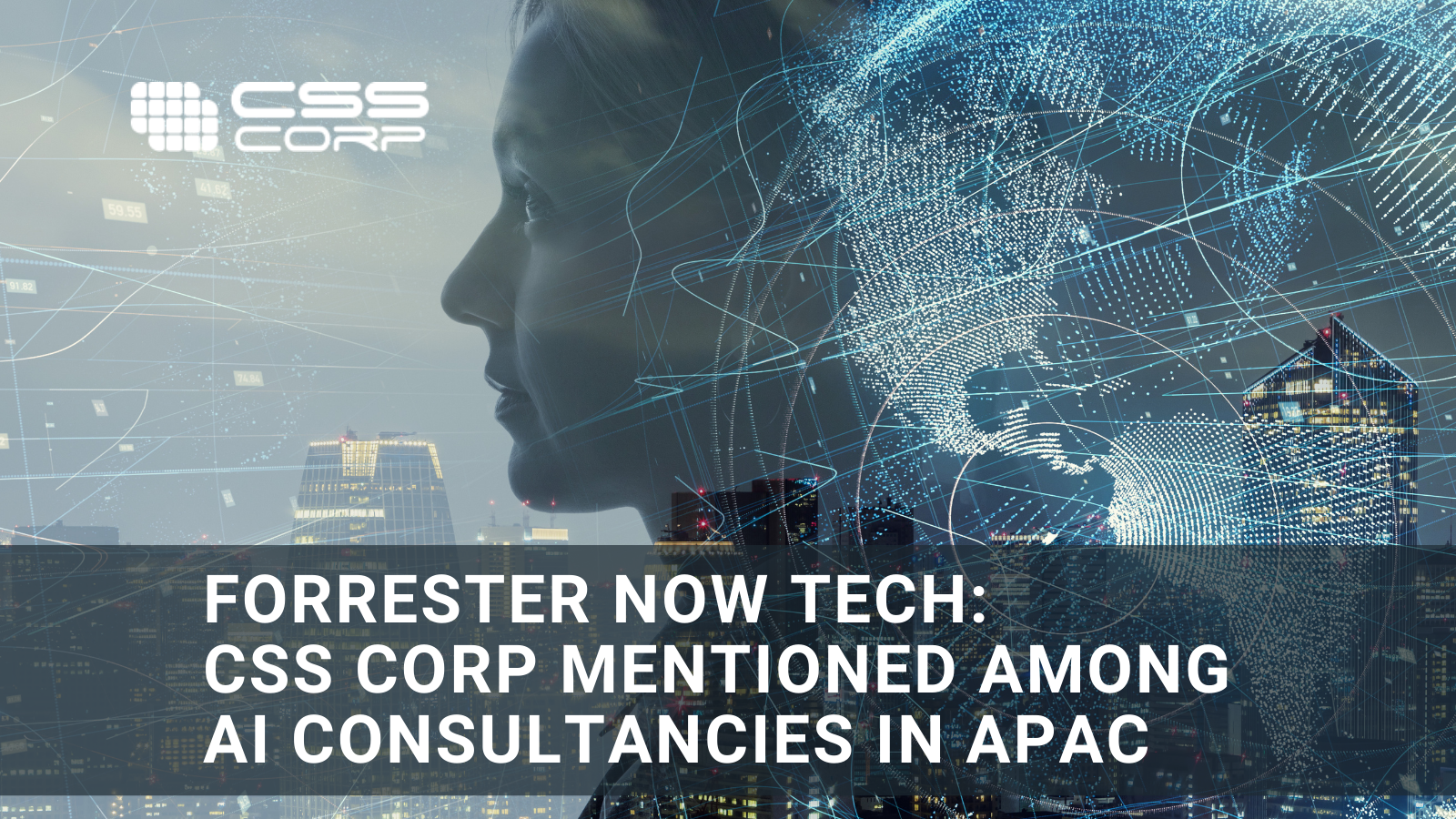 Forrester mentionsCSS Corp among AI consultancies with dedicated expertise and offerings