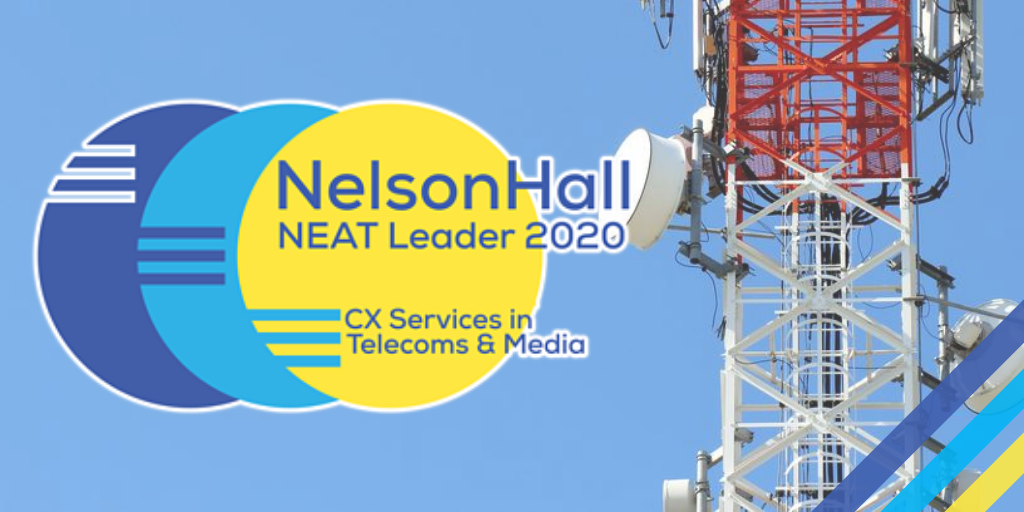 Badge of Honor: Here's the CX Leader in Telecom & Media