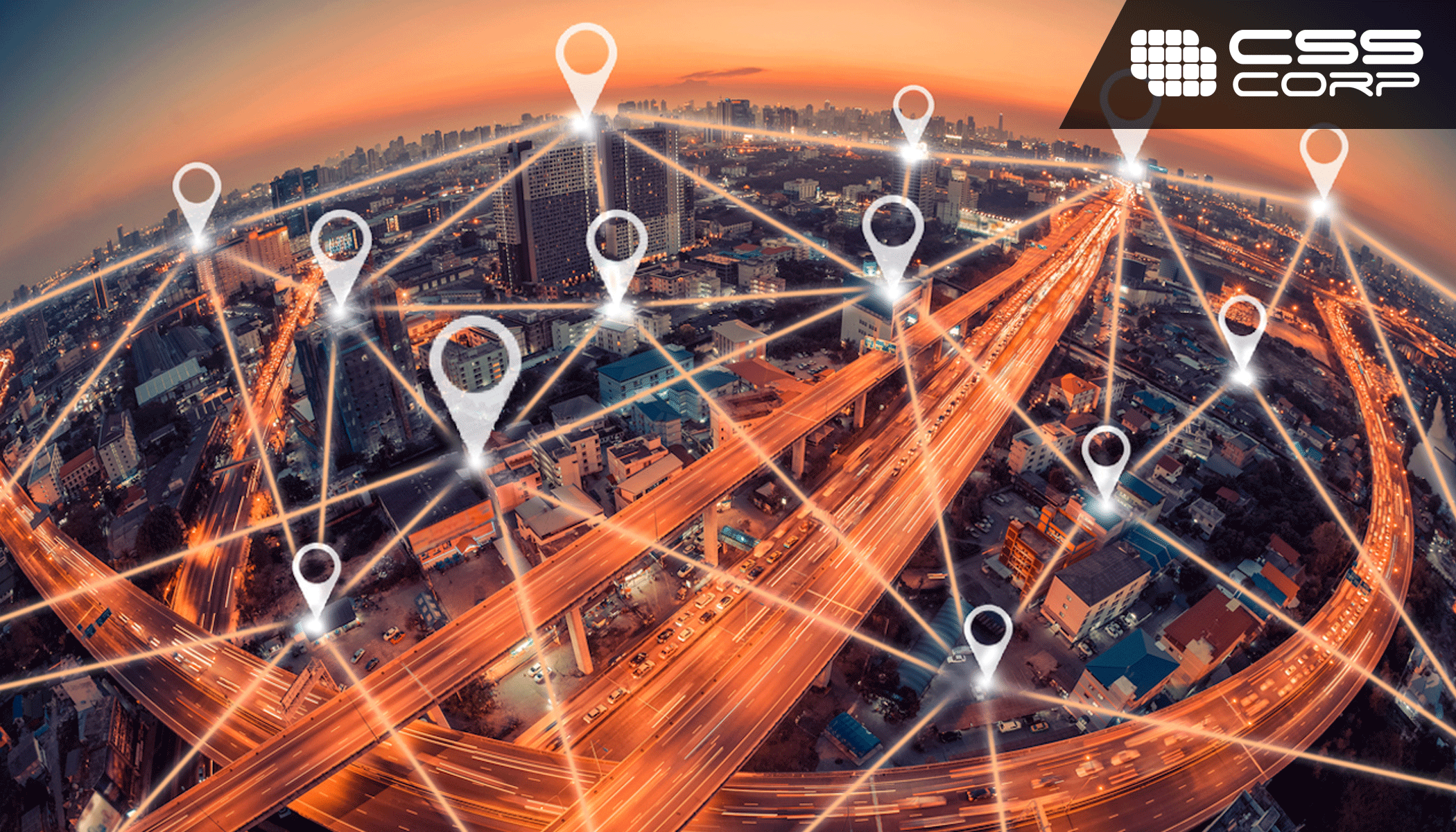 How to leverage geospatial data to map locations and add business value