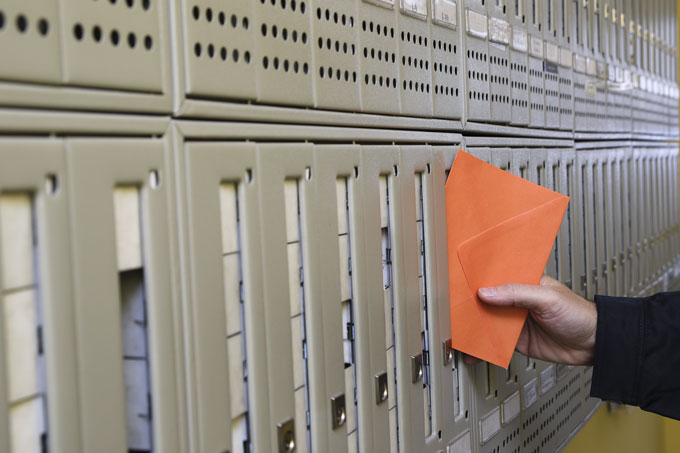 The Mail-Room Locker and Perils of Cyber Security