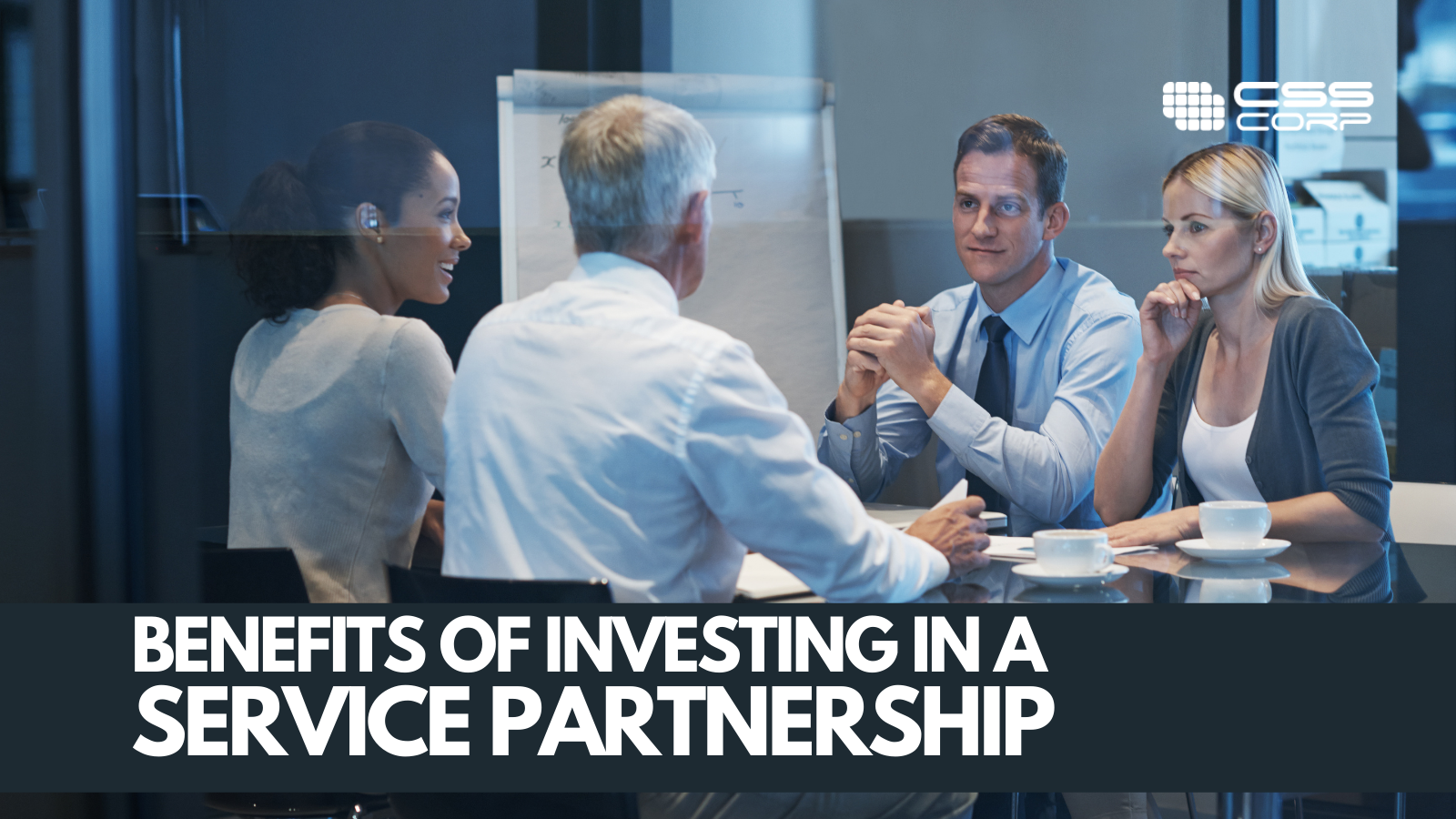 3 Significant Benefits of Investing in a Service Partnership