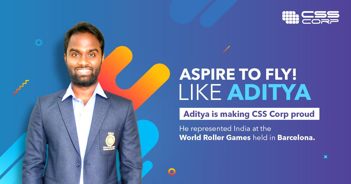 Vikram Aditya Kulkarni shares his inspiring story!