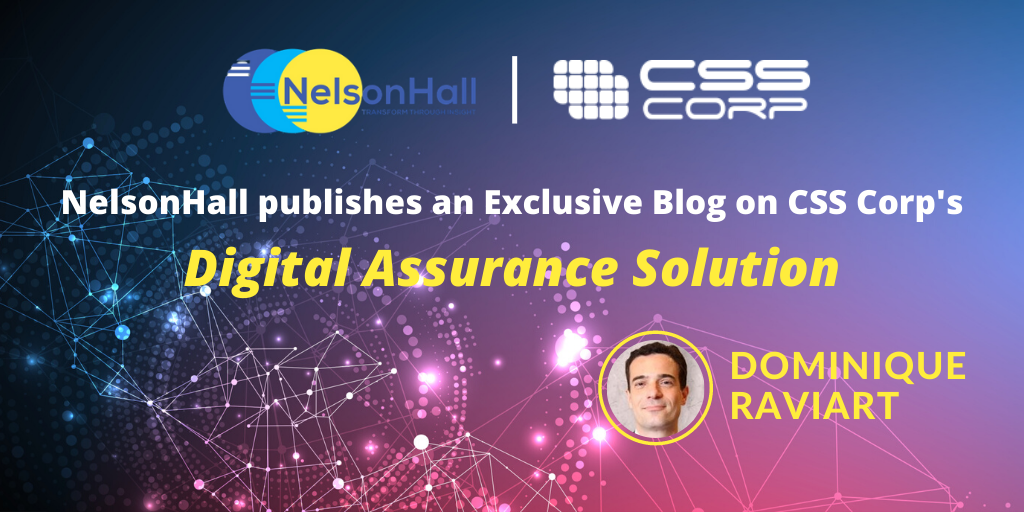 CSS Corp launches Digital Assurance to bring Automation to UX Testing