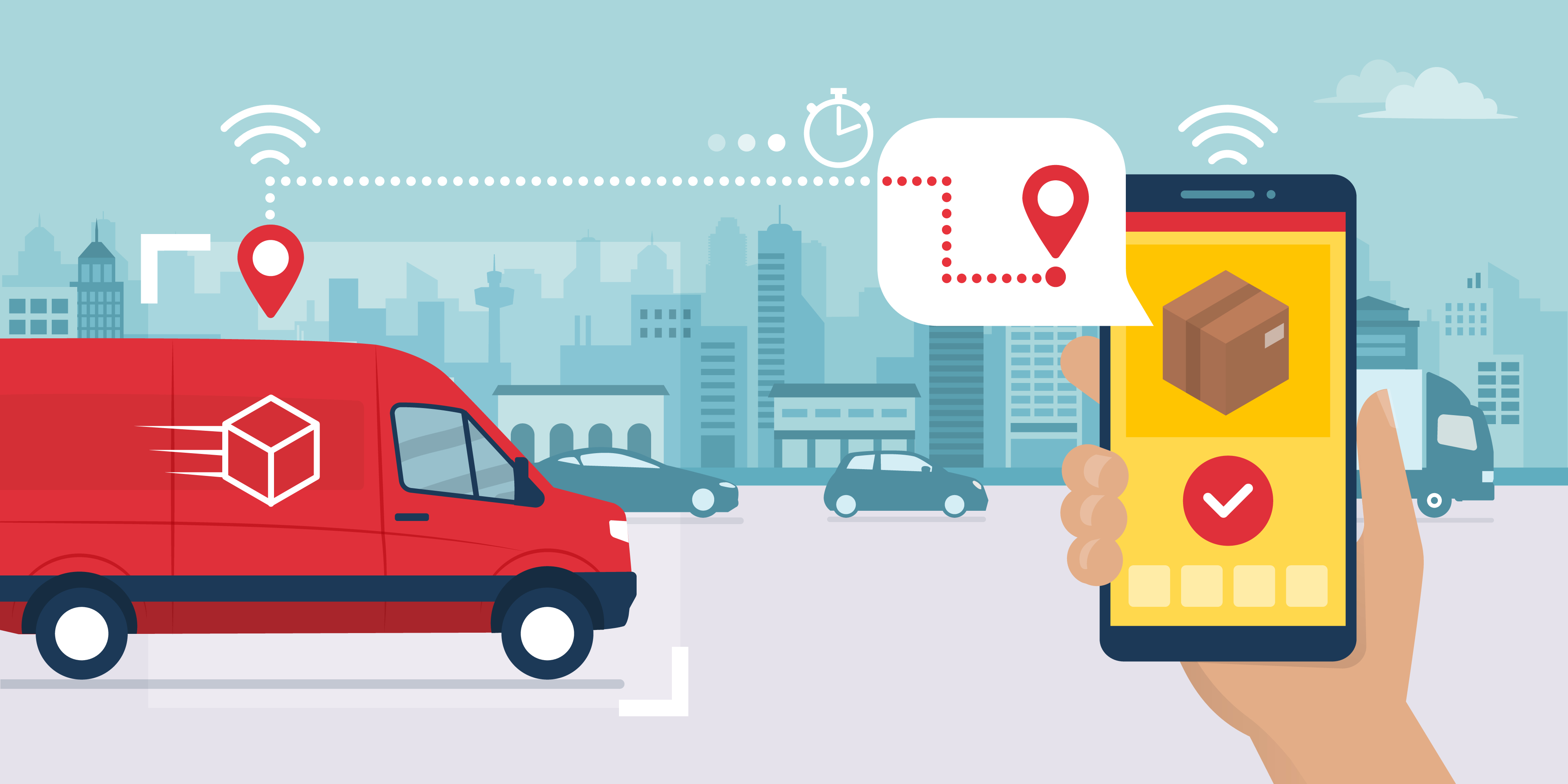 Accessing Location Intelligence to Optimize Road Navigation in the Logistics Sector